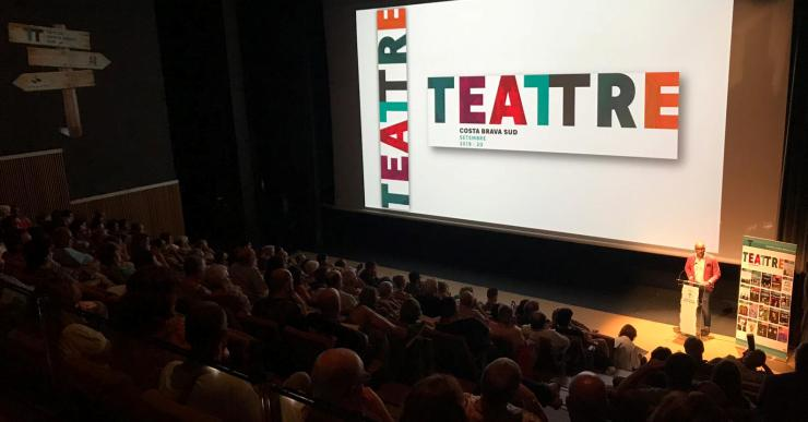 El Teatre de Lloret celebra el 8è aniversari i segueix creixent any rere any