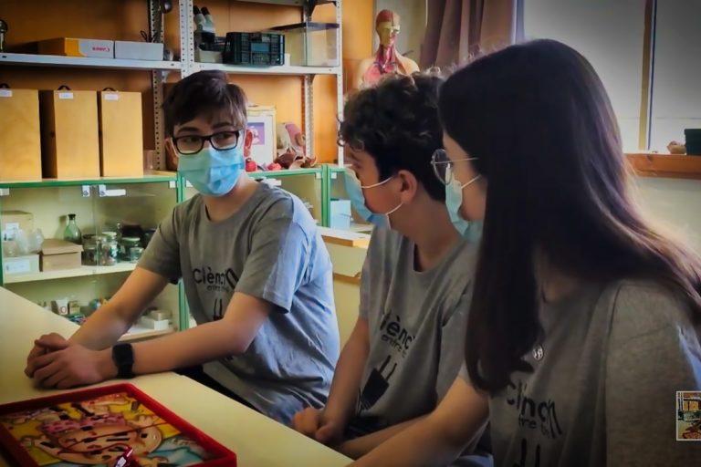 El Coll i Rodés participa a la fira 'Ciència entre tots'