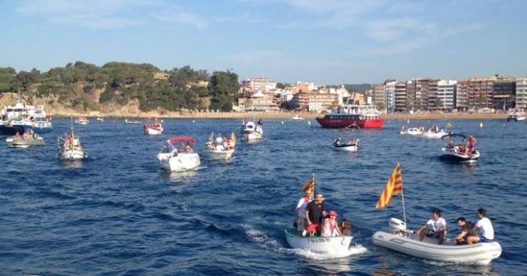 A partir d'aquest dimecres es reparteixen els tiquets per a la processó marítima a Santa Cristina