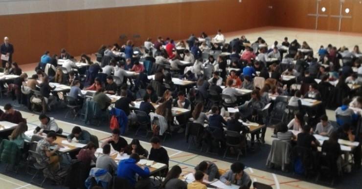 180 alumnes s'examinaran de les proves Cangur aquest dijous a Lloret