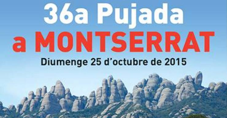 Aquest diumenge, pujada a Montserrat amb el Casal de l'Obrera i el Xino-Xano