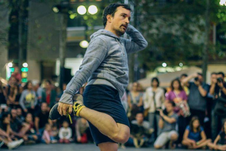 'Molar', un espectacle de dansa al carrer, a l'Outdoor Summer Festival aquest dimarts