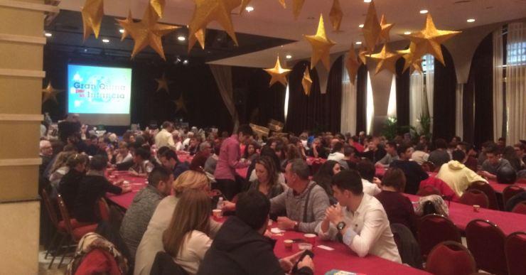 Shalom recapta 3.800 euros a la quina d'Any Nou
