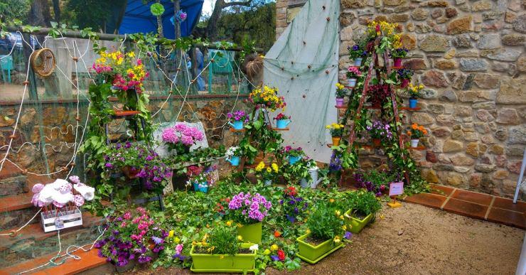 Les Alegries vol celebrar des de casa la Festa de les Flors d'aquest 17 de maig