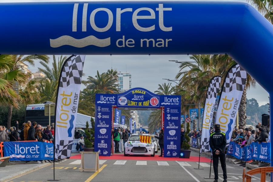Rally de Lloret de Mar (Pitlane)