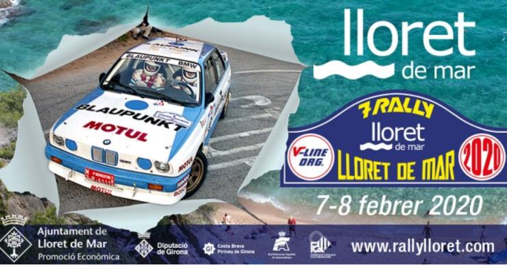 L'Ajuntament creu que la celebració del Rally Lloret de Mar serà molt beneficiós per al municipi