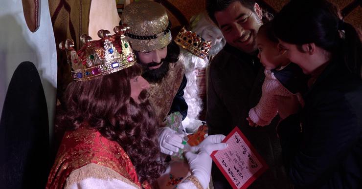 Les novetats en l'arribada dels Tres Reis deixa bones sensacions a l'Ajuntament