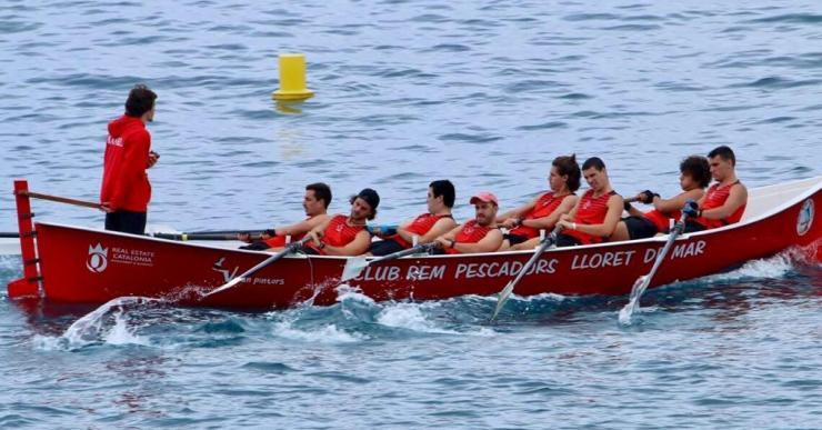 Sa Caleta serà l'escenari de la segona regata de la Lliga Catalana de Llaguts