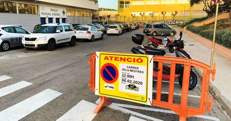 El Rally de Lloret de Mar, aquest divendres i dissabte, provocarà certes restriccions de trànsit