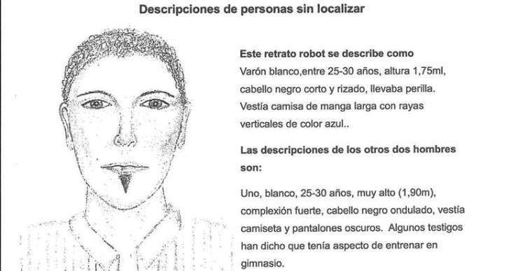 La família de Craig Mallon publica un retrat robot d'un possible testimoni dels fets
