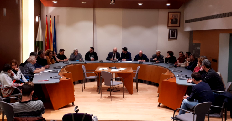 L'Ajuntament demana la col·laboració a les entitats per al projecte de Capital de la Cultura Catalana