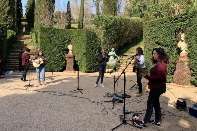 """Els jardins de Santa Clotilde, escenari """"espectacular"""" del programa 'A2veus' de TV3"""