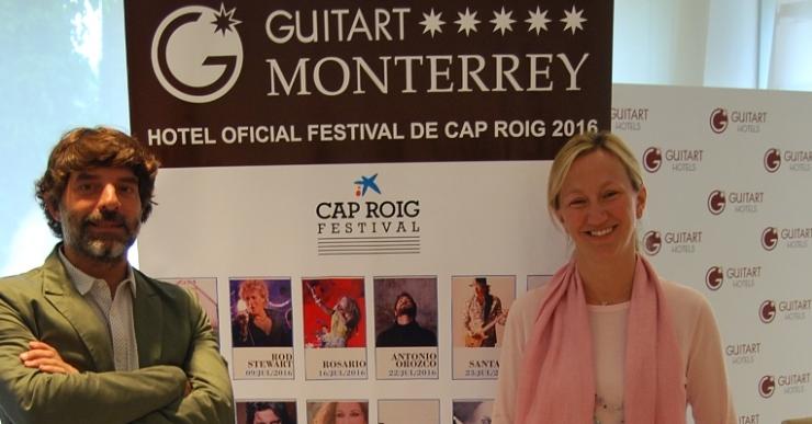 La majoria d'artistes del festival de Cap Roig dormirà a Lloret