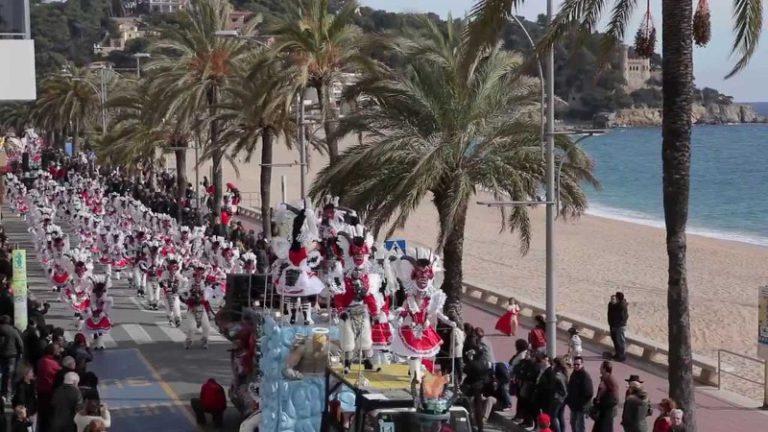 Expectació amb la gran rua de Carnaval i el Birrestoltes d'aquest cap de setmana