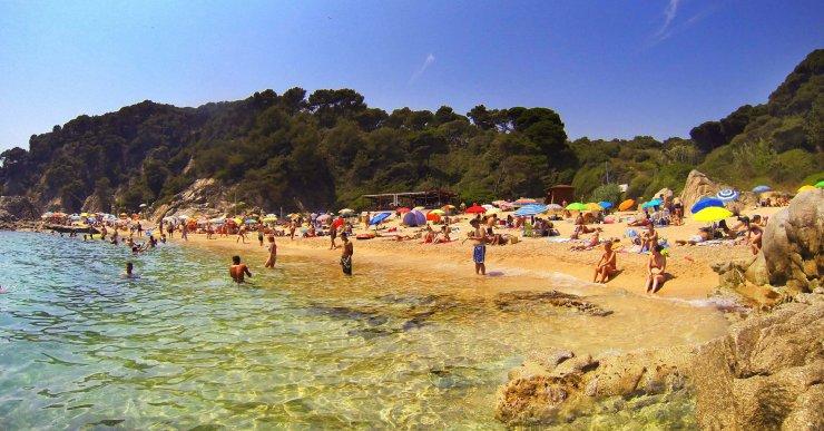 Sa Boadella és la 6a millor platja d'Europa, la millor de Catalunya i la 2a de l'Estat espanyol