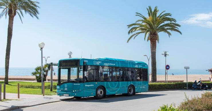 Els estudiants lloretencs poden sol·licitar aquesta setmana l'abonament de transport urbà