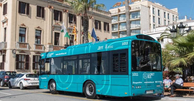 El bus urbà de les línies 1.1, 1.2 i 1.3 comença a les 7 del matí des d'aquest dilluns