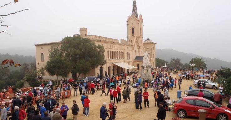 El Xino-Xano organitza la tradicional pujada a Sant Pere aquest diumenge