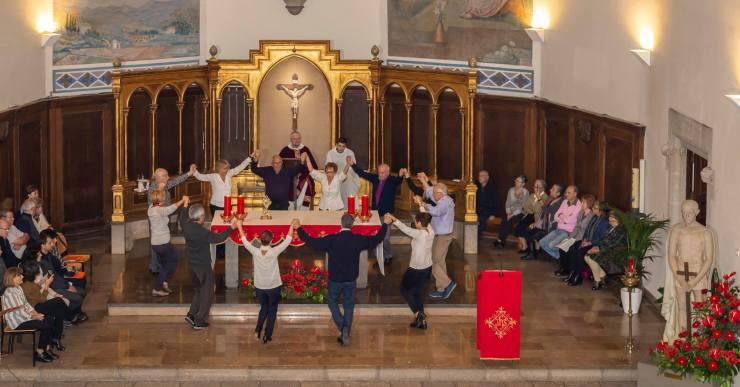 Missa solemne, sardanes, gegants, la projecció de La Bella Dolores i portes obertes al MOLL