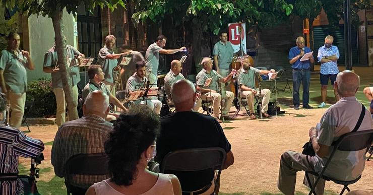 Jaume Riu i Ratera composa la sardana 'Lloret, dissabtes i sardanes'