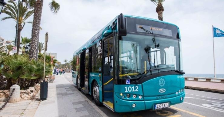 Afectacions del servei de bus urbà per la Cursa de Nadal de Lloret de Mar