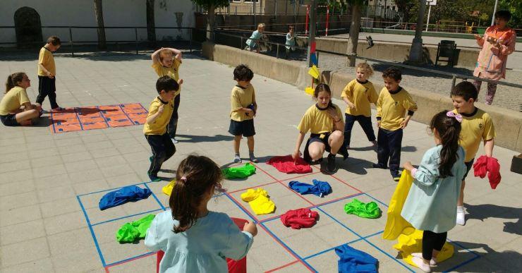 L'escola Immaculada Concepció celebra la Setmana de les Matemàtiques amb 600 alumnes