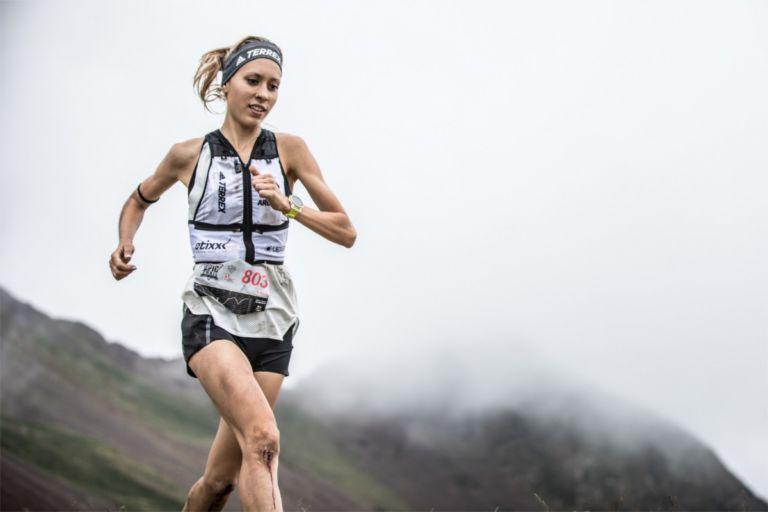 Sheila Avilés, la millor corredora de muntanya d'Espanya, participarà a la Lloretrail