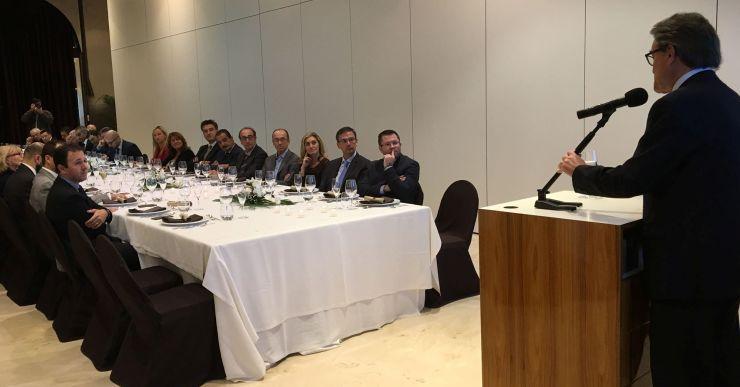 L'alcalde és el convidat al sopar-col·loqui del Club d'Economia d'aquest dimarts