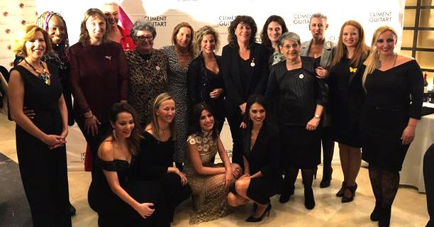 Èxit de participació en el sopar solidari contra el càncer, amb 269 dones