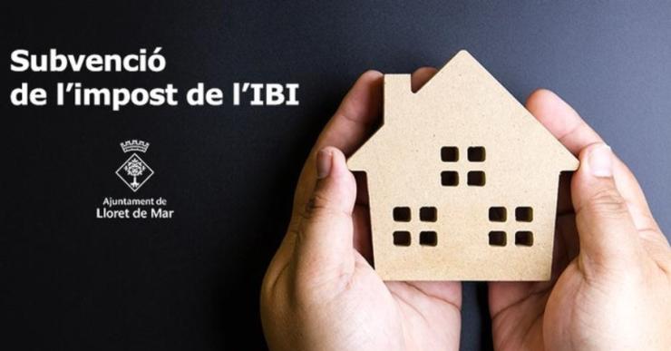 Oberta la convocatòria de subvencions del 50% de l'IBI per a persones amb pocs recursos
