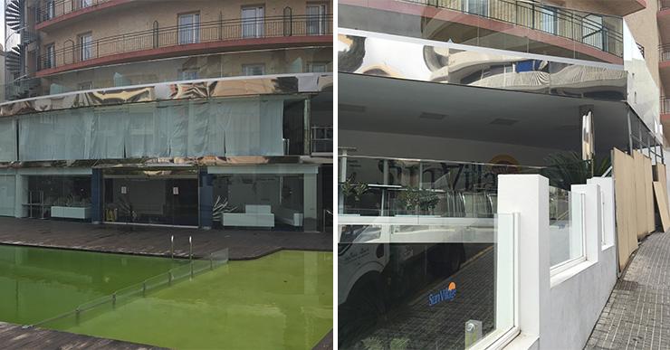 L'alcalde nega cap conxorxa contra la cadena Savoy en el tancament dels hotels