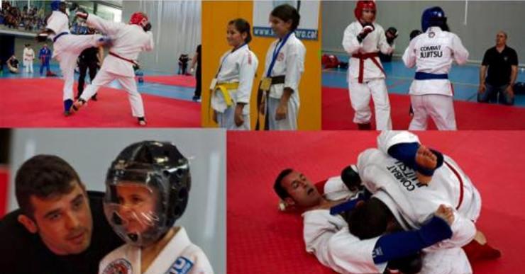 Un centenar de persones participaran a l'Open Espanya de combat de Jujitsu, a Lloret