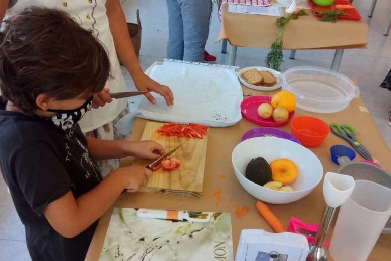 """Agnès Moretones: """"És molt important com presentem els aliments als nostres fills"""""""