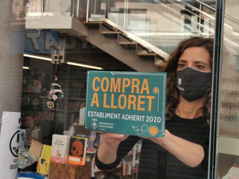 Més de 100 establiments se sumen a la campanya 'Compra a Lloret'