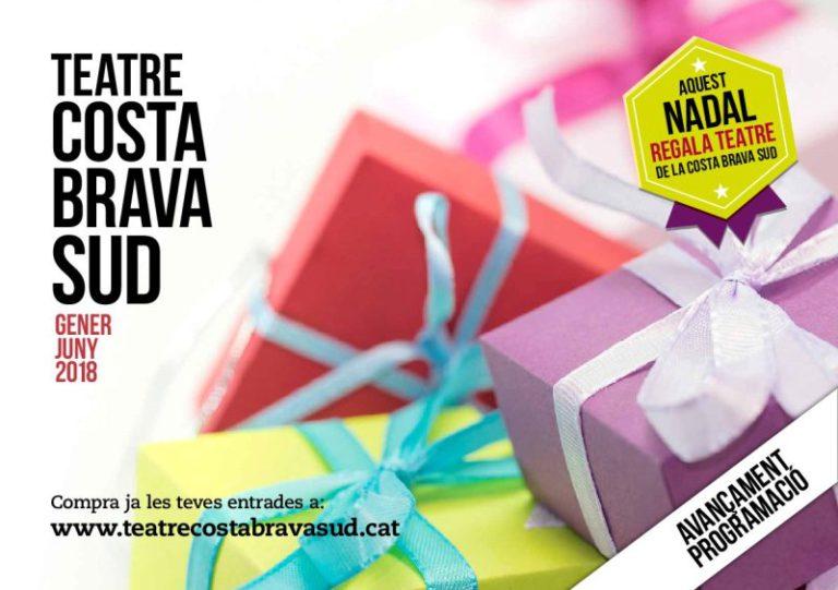 """El TCBS de Lloret proposa """"regalar teatre"""" durant aquestes festes"""