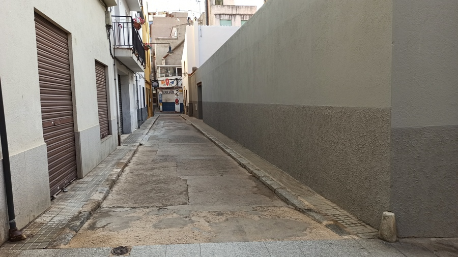 terra carrernucli antic setembre 2020