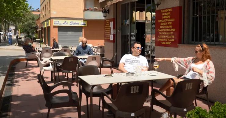 Els restauradors de Lloret senten indignació i resignació per les noves mesures
