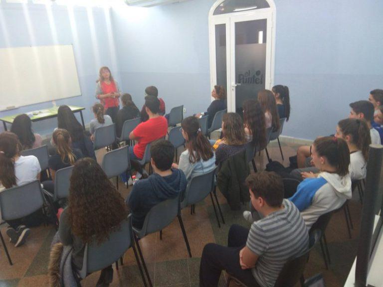 Lloret acull aquest dimecres la segona sessió de Tipi per a alumnes