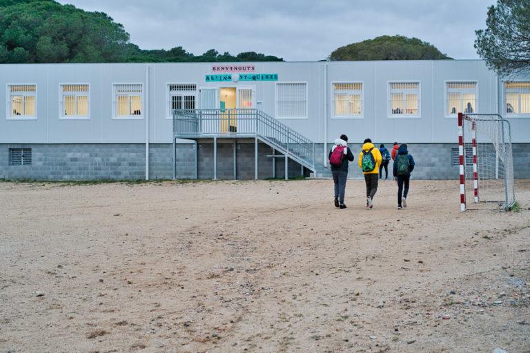 El retorn a les aules es fa amb total seguretat, segons el regidor d'Educació