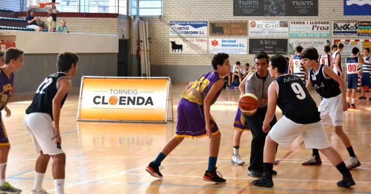 Més de 1.500 jugadors passaran pel Torneig de Cloenda de la Fundació del Bàsquet Català