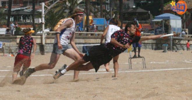 Arriba l'onzena edició del Torneig Costa Brava d'Ultimate Frisbee
