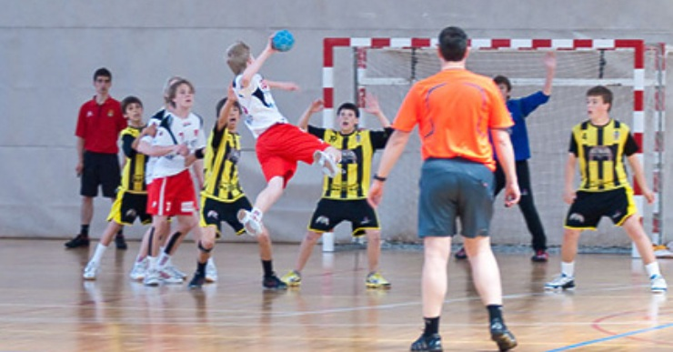 Lloret acull aquests dies la 9a edició del Torneig d'Handbol Vila de Lloret