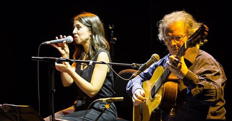 Música i poesia amb Toti Soler i Gemma Humet, aquesta nit al Teatre de Lloret