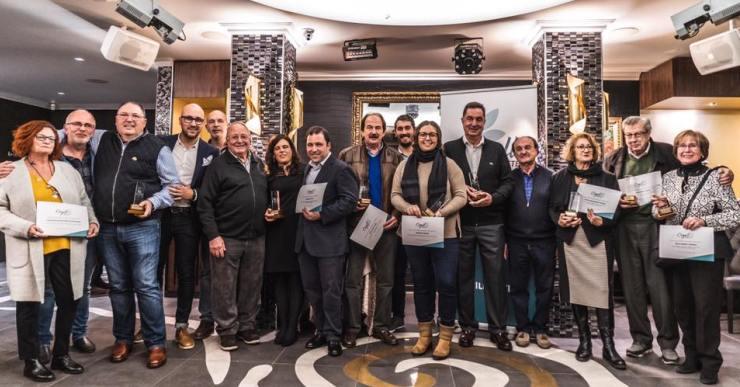 Els primers premis Orgull Lloretenc reconeixen 10 persones i entitats per la seva contribució a Lloret