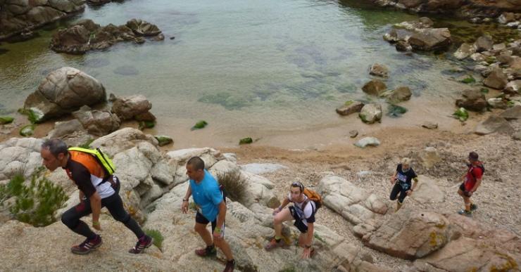 La Selva Marítima Trail es disputa aquest diumenge de Tossa a Blanes