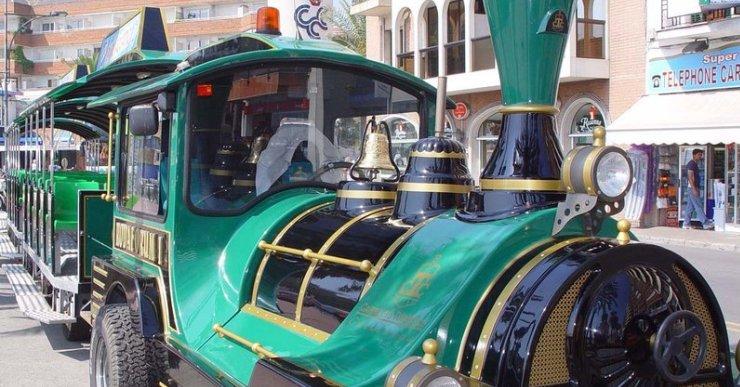Lloret de Mar tornarà a tenir el servei del trenet turístic, inoperatiu a la vila des del 2007