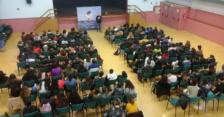 28 alumnes de Lloret de Mar participen a la quarta Jornada de Delegats de segon d'ESO de La Selva