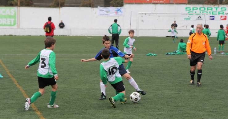 El Trofeu Sant Jaume, de futbol base internacional, arriba a la 40a edició