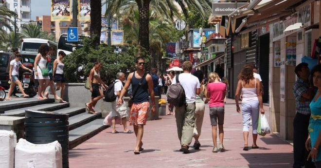 Lloret és el tercer municipi català amb més població estacional