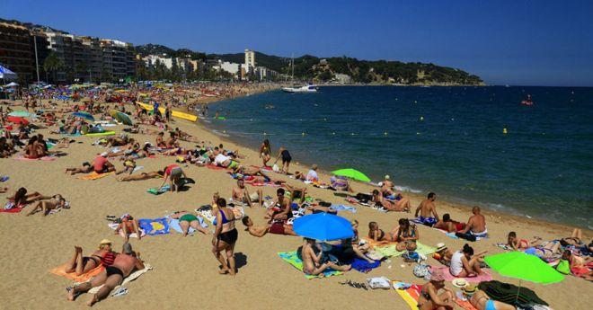 Gairebé un milió de turistes, de gener a octubre d'aquest any